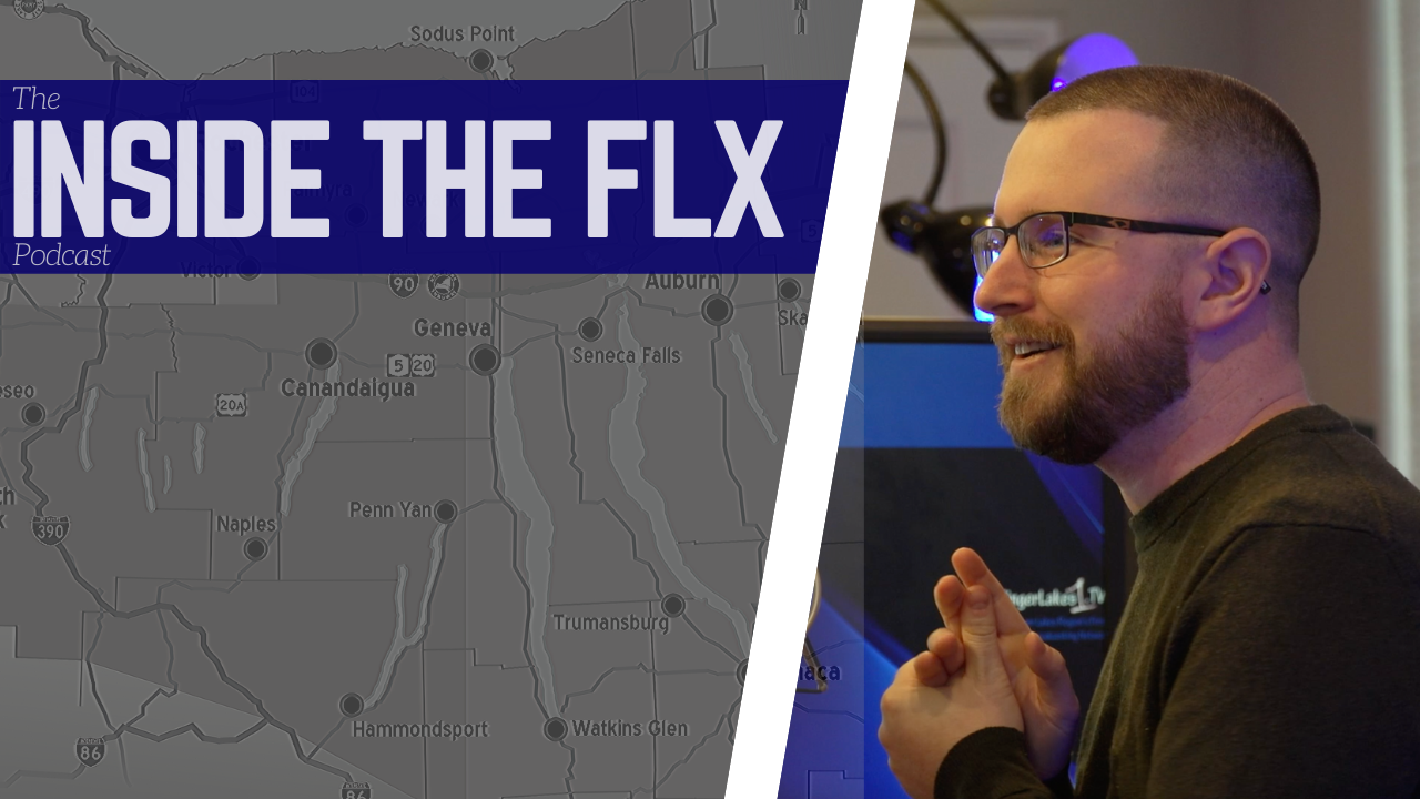INSIDE THE FLX: Scott Comegys talks campaign for NYS Assembly (podcast)
