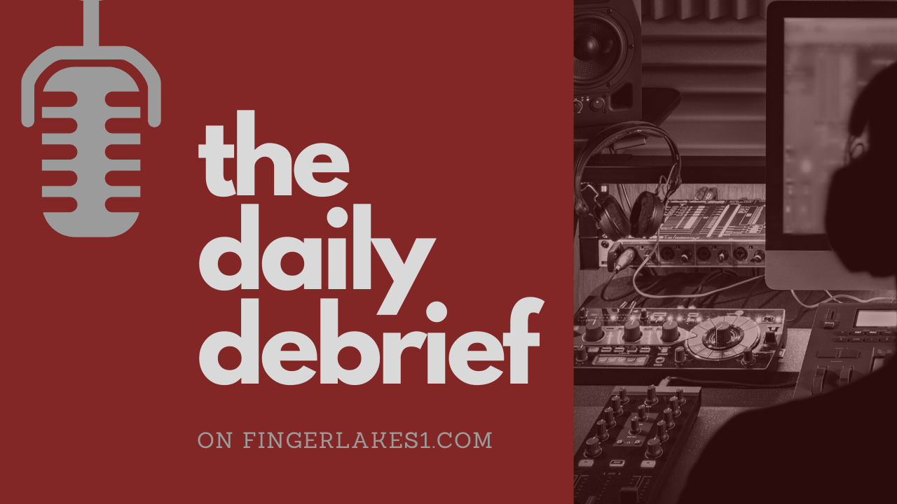 DAILY DEBRIEF: Housekeeper who walked away from Ontario Center speaks out (podcast)