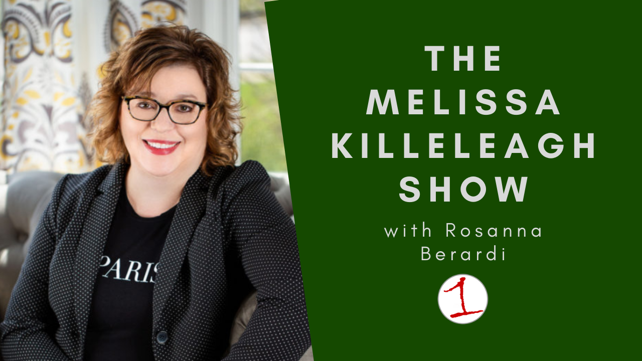 MELISSA KILLELEAGH: Finding ways to pivot through uncertainty in life & career (podcast)
