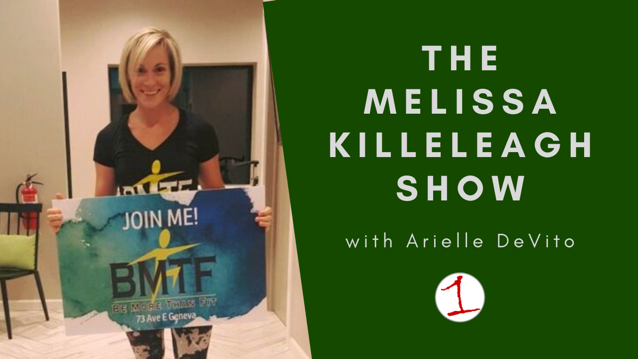 MELISSA KILLELEAGH: Arielle DeVito talks transition to virtual fitness during pandemic (podcast)