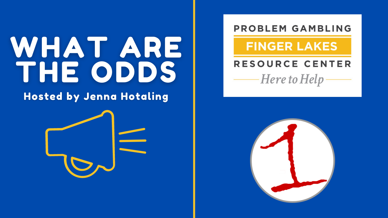 WHAT ARE THE ODDS: Starting a conversation with teens about problem gambling (podcast)