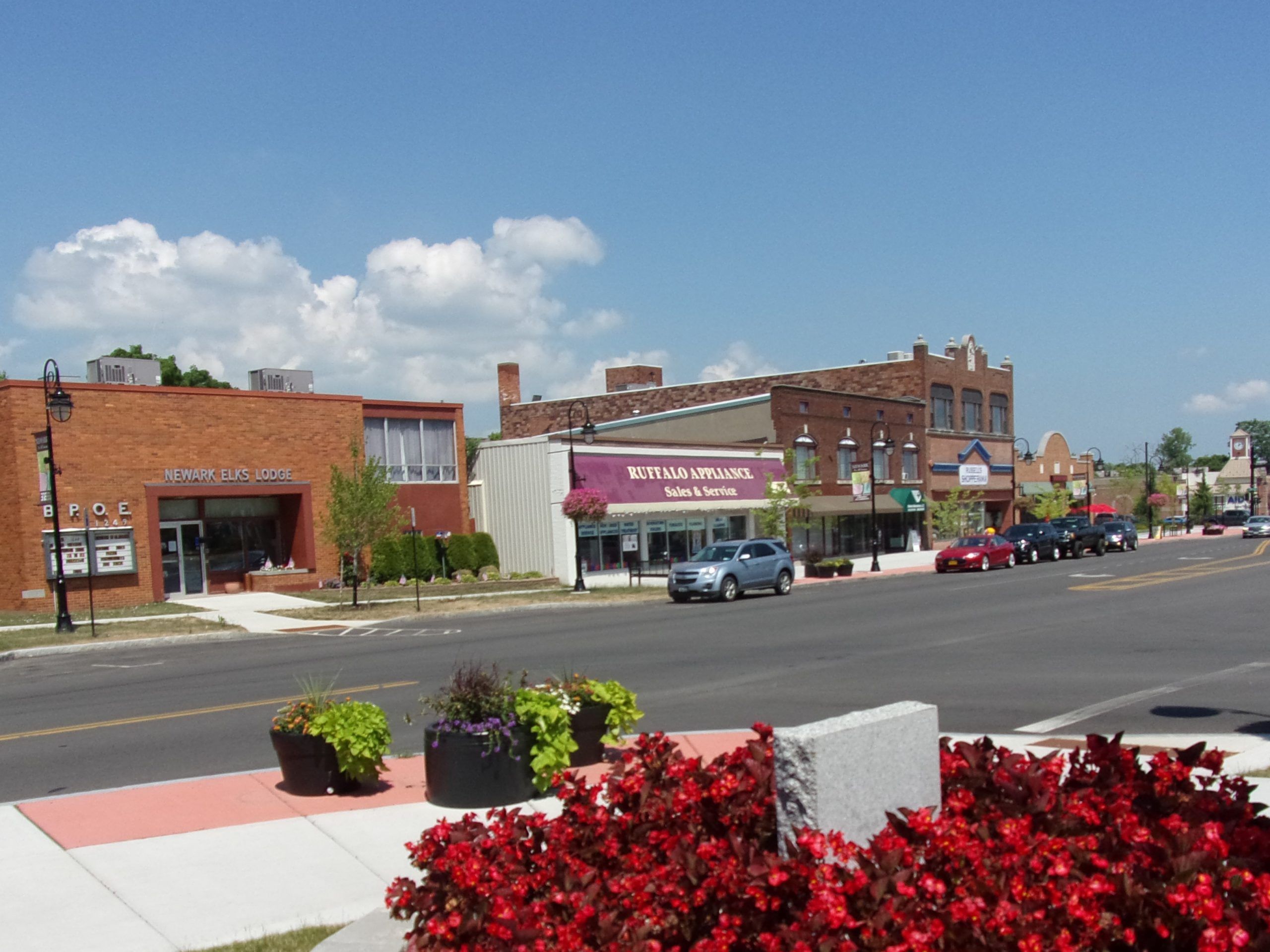 Village of Newark continues on its revitalizing efforts, winning another 6K through Main Street grant program