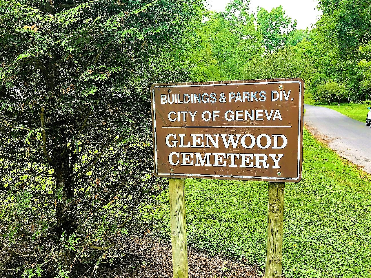 Good Spots: Glenwood Cemetery