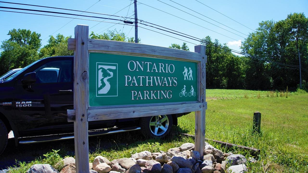 GOOD SPOTS: Ontario Pathways, Phelps