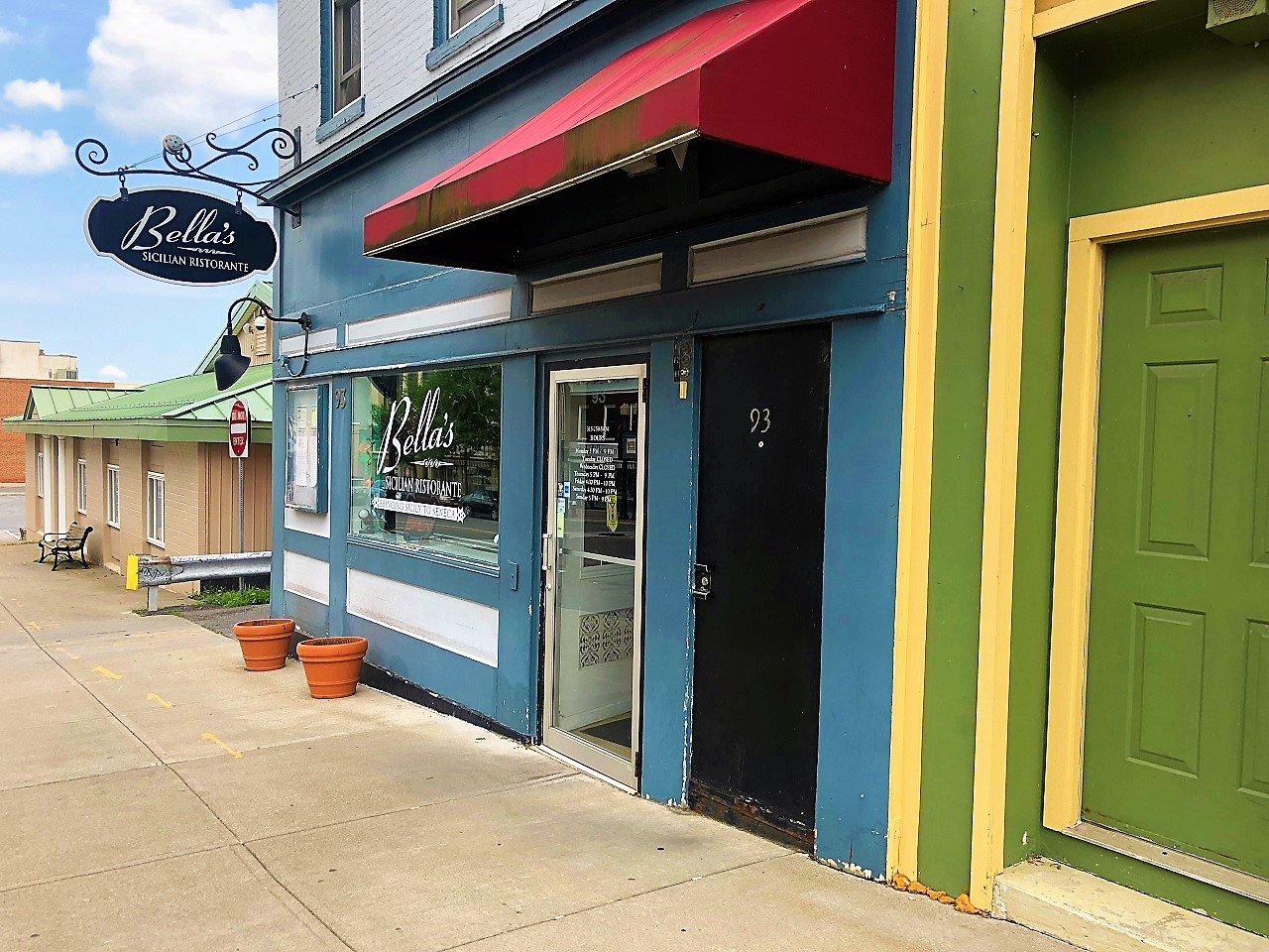 Bella's Restaurant in downtown Geneva thrives with authentic Italian cuisine
