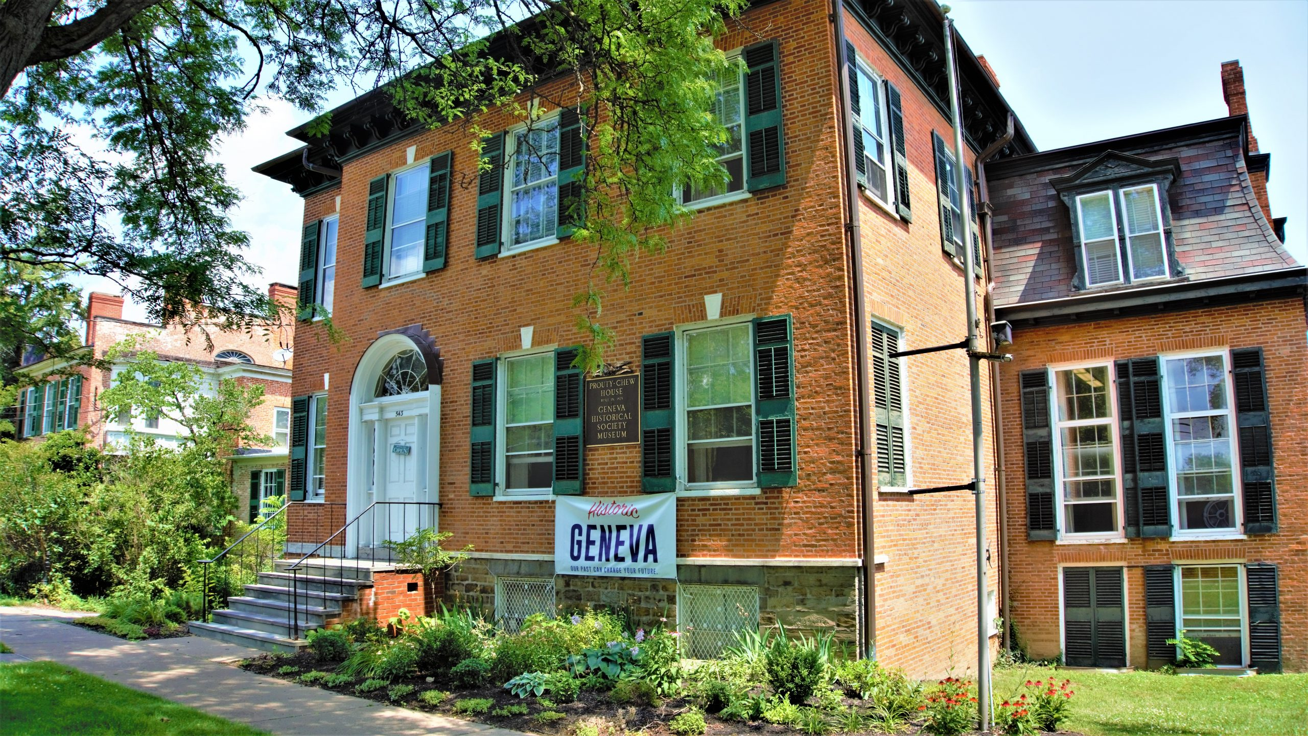 Historic Geneva has a new name with a stronger mission of connecting with community members