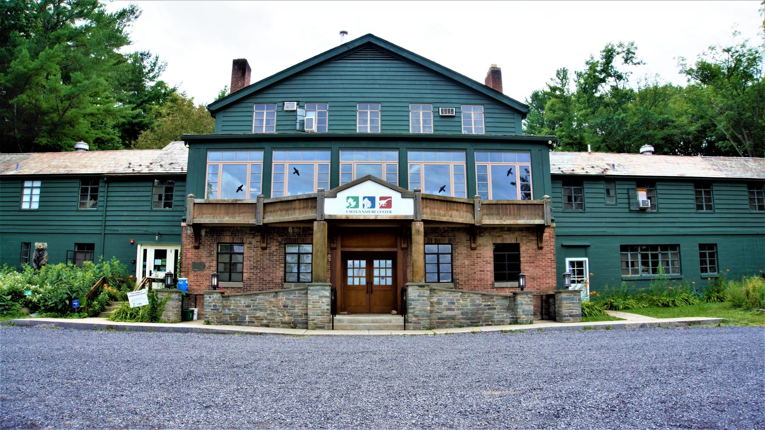 GOOD SPOTS: Cayuga Nature Center offers fun, outdoor educational opportunities
