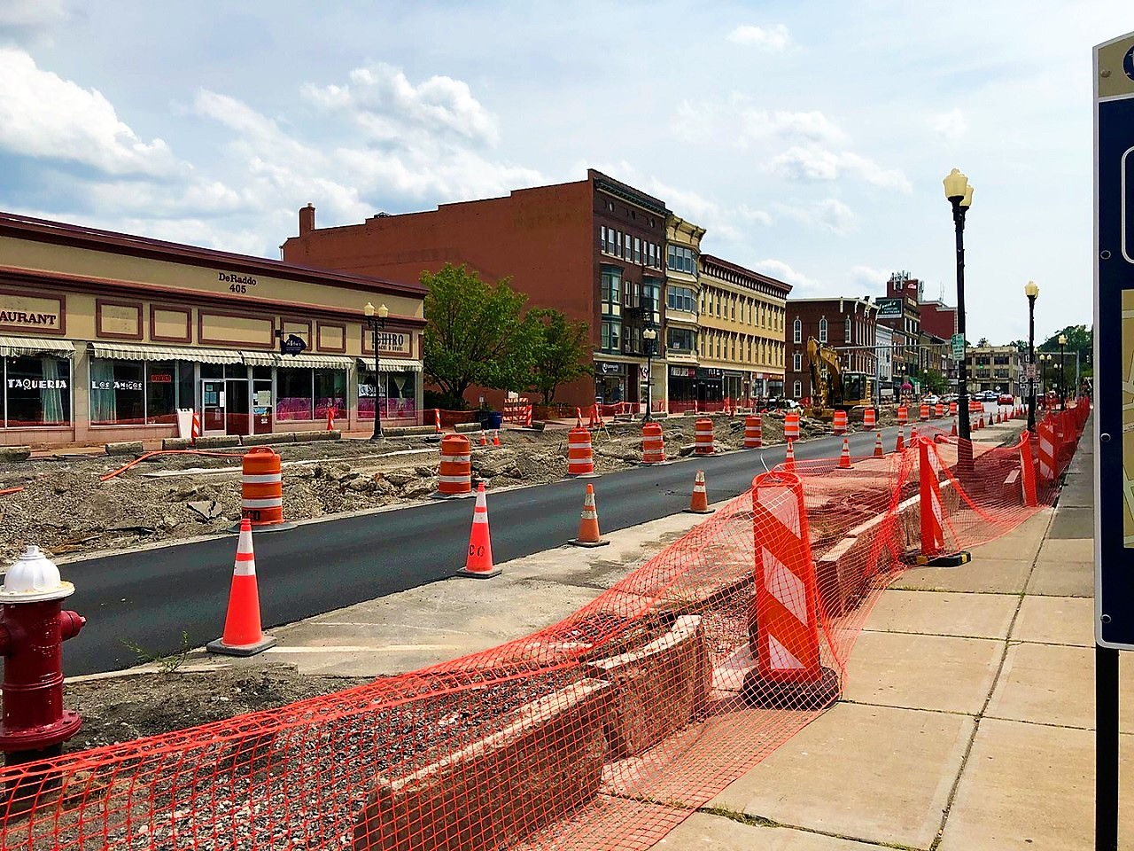 Businesses in Downtown Geneva struggle as Streetscape Project moves forward so soon after pandemic