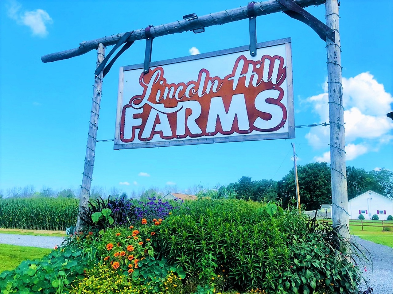 Lincoln Hill Farms encompasses everything the Finger Lakes Region is all about