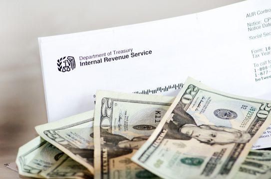 IRS refund letter