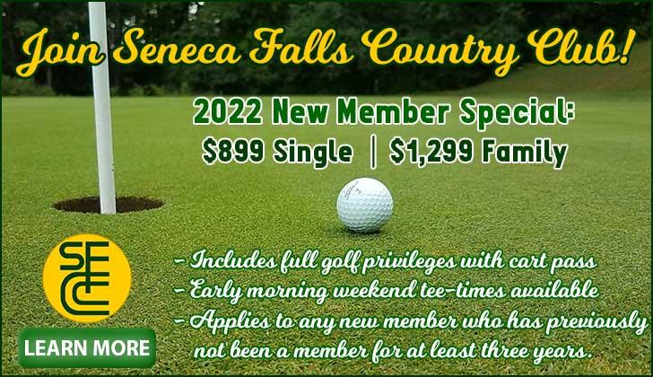 Seneca Falls Country Club (Billboard)